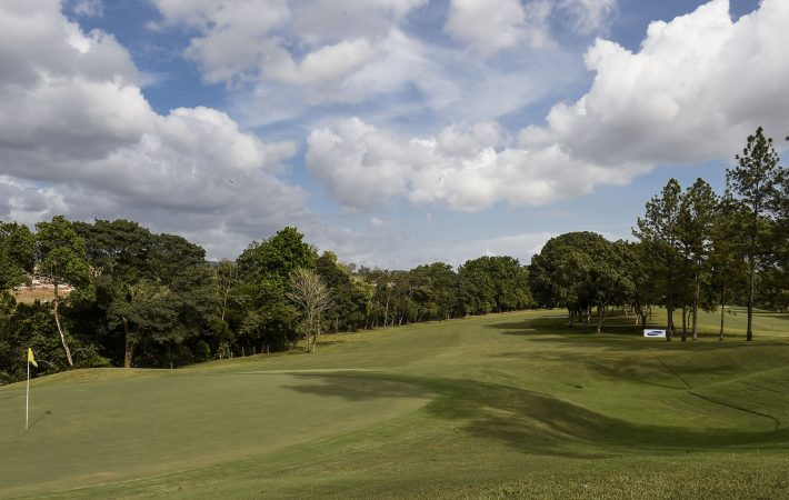Panama City, Panama: Hole four pictured at the 2017 Latin America Amateur Championship at the Club de Golf de Panama during Practice Round on January 8th. (Photo by Enrique Berardi/LAAC)